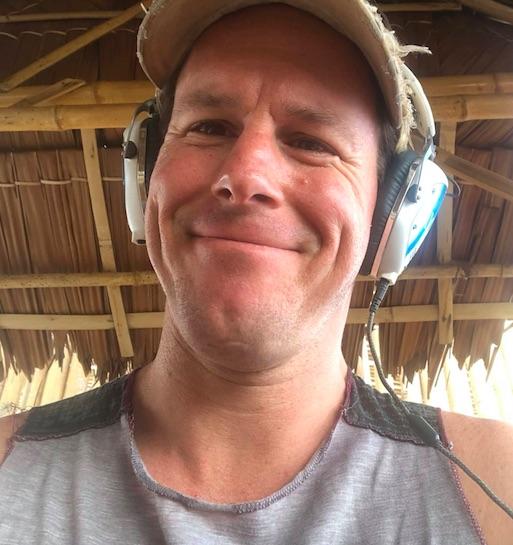 Tyler Blank Goa Ecstatic Festival